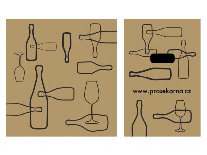 Prosecco box 320x340x220